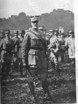 Marshal Ferdinand Foch-Public Domain