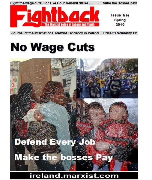 Ireland: Fightback - New Printed Magazine
