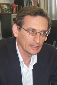 Dov Khenin of the Israeli Communist Party