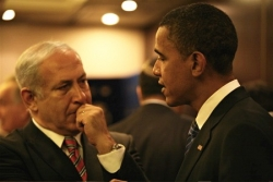 Barack Obama-Netanyahu and Obama