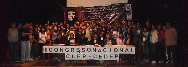 Congres of clep-cedep