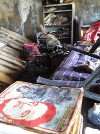 cledep cedep office burned 1