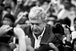 Andrés Manuel López Obrador. Foto: Jorge Mexicano