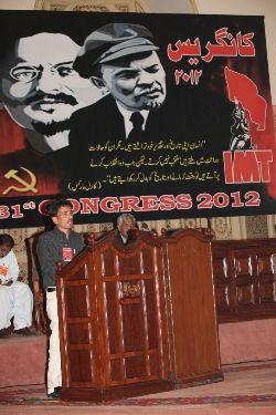 Comrade Asif Raashid