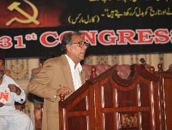 Comrade Haidar Abbas Gardezi