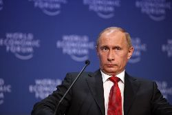 Vladimir Putin. Photo: World Economic Forum