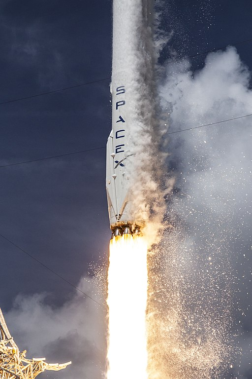 Space X Image Space X