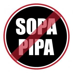 Stop SOPA, PIPA and ACTA!