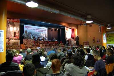 Conferencia política de El Militante: ¡Un paso adelante en la construcción de las fuerzas del marxismo!
