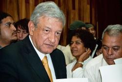 Andrés Manuel López Obrador. Foto: Alejandro Castro