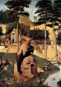 Bosch's The Temptation Of St. Anthony
