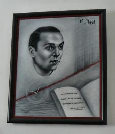 Miguel Hernández. Foto: Maria Piqui