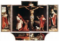 El retablo de Isenheim de Matthias Grünewald