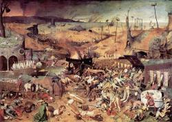 """""""El triunfo de la muerte"""" de Pieter Brueghel el Viejo"""