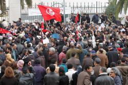 Prime Minister's Office. 20 January. Photo: Nasser Nouri