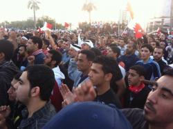 21 de febrero, Bahrain. Foto: Mahmood Al-Yousif