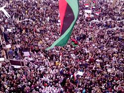 23 de febrero, Benghazi. Foto: EndTyranny01