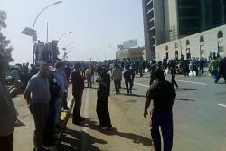 February 25, Baghdad. Photo: Hamzoz