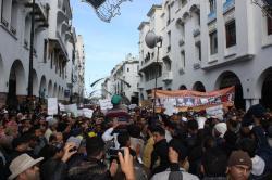 March 20, Rabat. Photo: MarocStoun