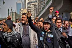 Cairo, 31 de Enero. Foto: Darkroom Productions