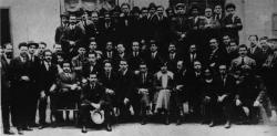 """Editorial board of """"Ordine Nuovo"""""""