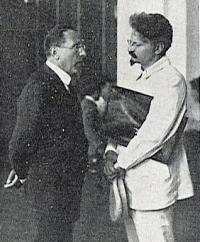 Serrati and Trotsky