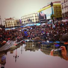 May 19, Madrid. Photo: Matth Van Mayrit