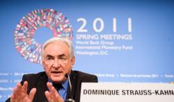 Dominique Strauss-Kahn. Foto: IMF/ Michael Spilotro