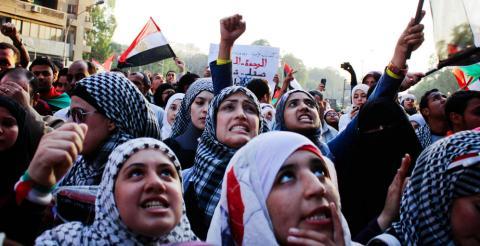 15 de Mayo, Cairo. Foto: Maggie Osama