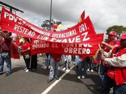 Trabajadores de PDVSA por el control obrero
