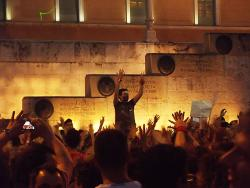 June 2, Syntagma Square. Photo: Rania H.