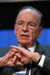 Rupert Murdoch, owner of News International. Photo: World Economic Forum
