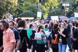 June 30, Syntagma Square. Photo: Tarek