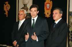 Pedro Passos Coelho. Photo: PDS/ Luis Saraiva