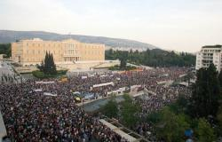 Syntagma square - Photo: odysseasgr