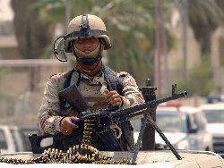 US Sodier in Iraq