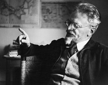 Trotsky founded the Fourth International after the failures of the Third in many countries.