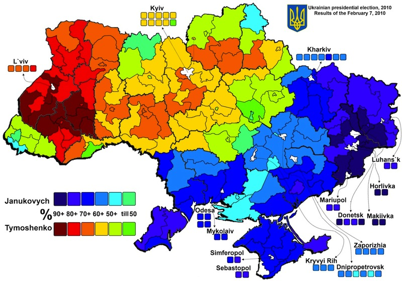 Ukraine-2010-presid-elec-second-round-map