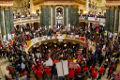 USA: Wisconsin Unions Preparing a General Strike. Photo: Nickolas Nikolic