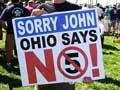 USA: Labor Defeats SB5 in Ohio. Photo: ProgressOhio