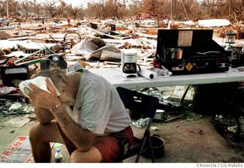 One Year Since Katrina: the Disaster Continues