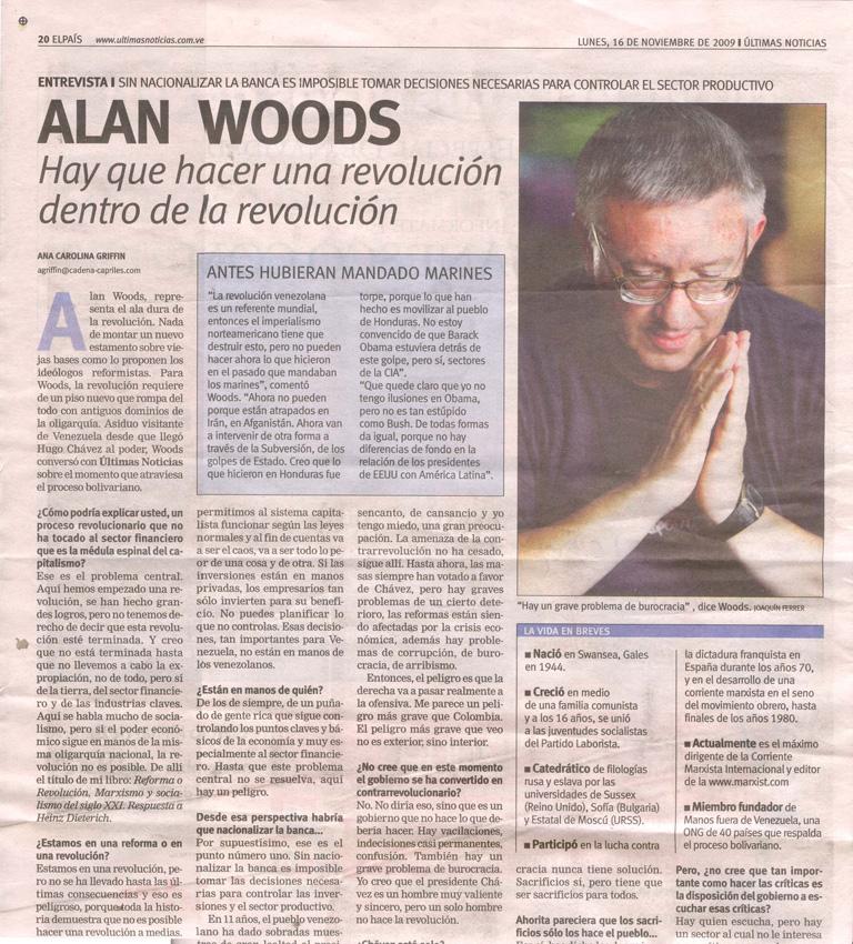 Alan Woods: