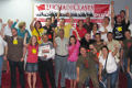 Venezuela: Confidence and enthusiasm mark the launch of Lucha de Clases