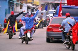 PSUV supporters. Photo: Héctor Francisco Silva
