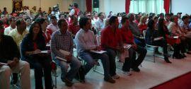 Venezuela: Más de 1000 personas participaron en los actos de Alan Woods en Barinas