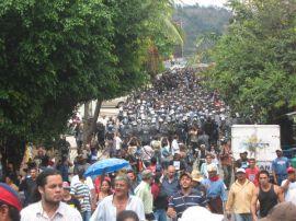 Demonstration on September 30, 2009
