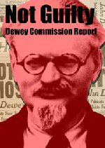 Not Guilty - Dewey Commission