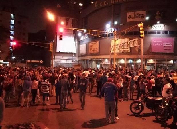 Crisis de Venezuela Foto Lucha de Clases
