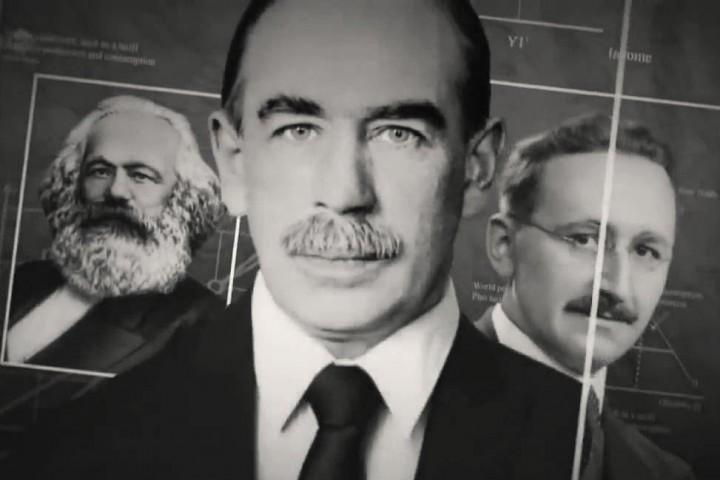 Marx Keynes Hayek Image Socialist Appeal