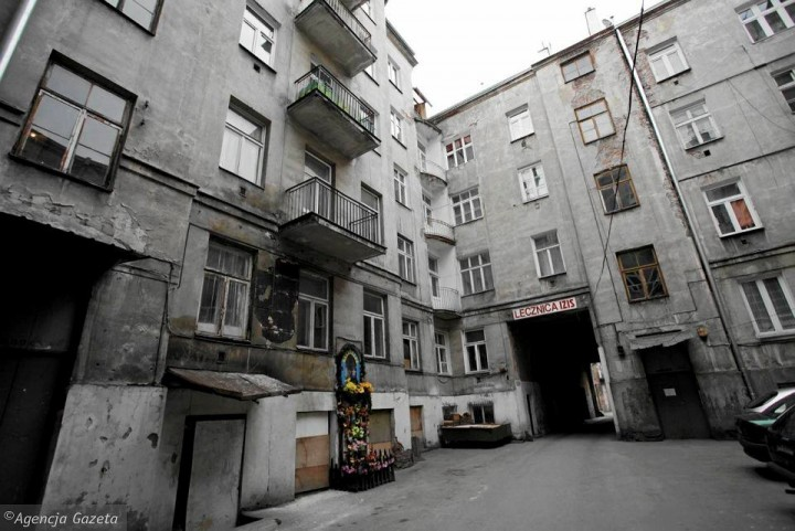 Working class district in Praga Warsaw Image Gazeta Wyborcza
